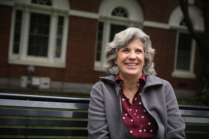 Exeter's Dean of Residential Life Carol Cahalane